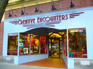 Creative Encounters Storefront