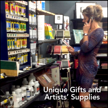 Unique Gifts & Artists' Supplies