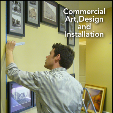 Commercial Art, Design & Installation