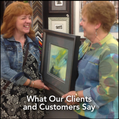 What Our Clients & Customers Say