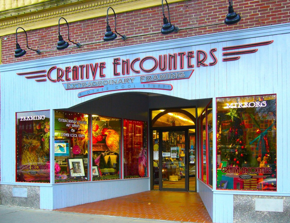 About Us - Creative Encounters